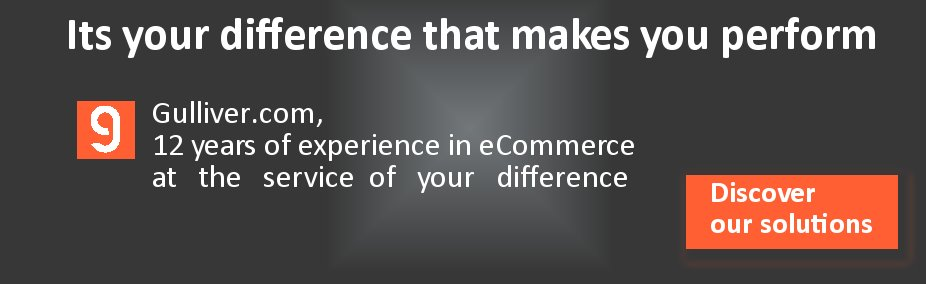 Gulliver.com, 360 degrees of e-commerce